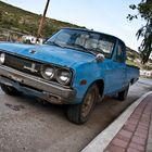 Old Datsun, Neos Mamaras, Griechenland