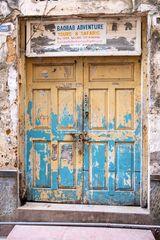 old Door in Stone Town