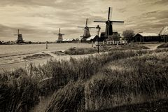 Old Dutch Countryside