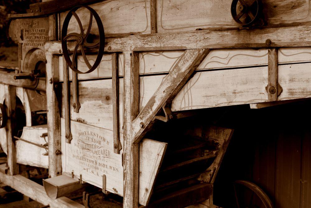 Old Farm equipment