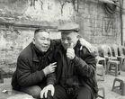Old Friends In Old Hanoi
