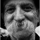 old gipsy man