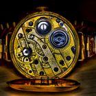Old golden watch......... HDI-TM
