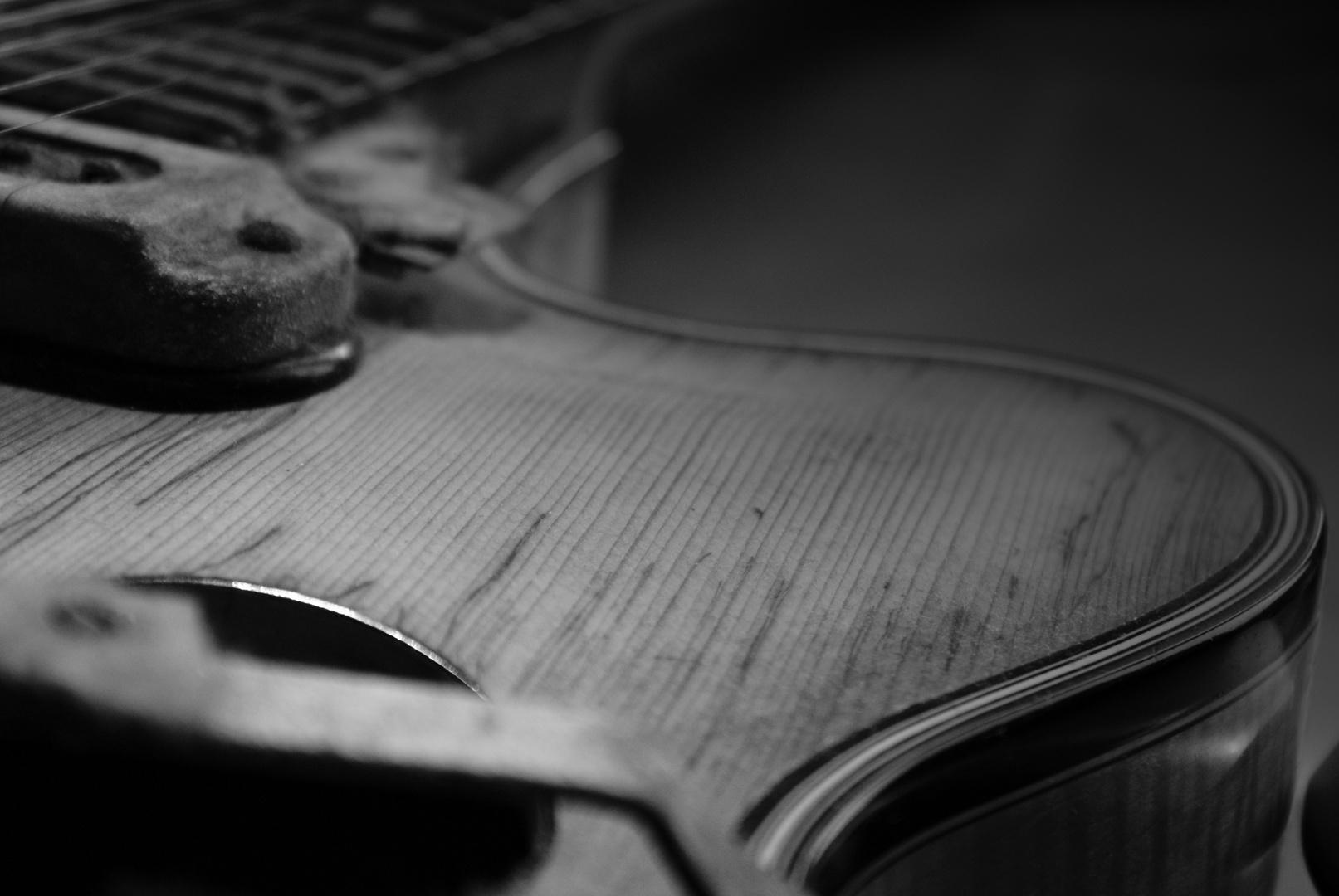 old guitar