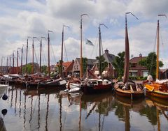 Old Harbour of Spakenburg