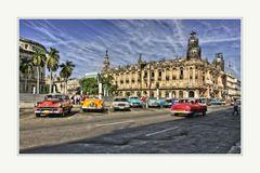 Old Havana: Das Theater in Havanna.