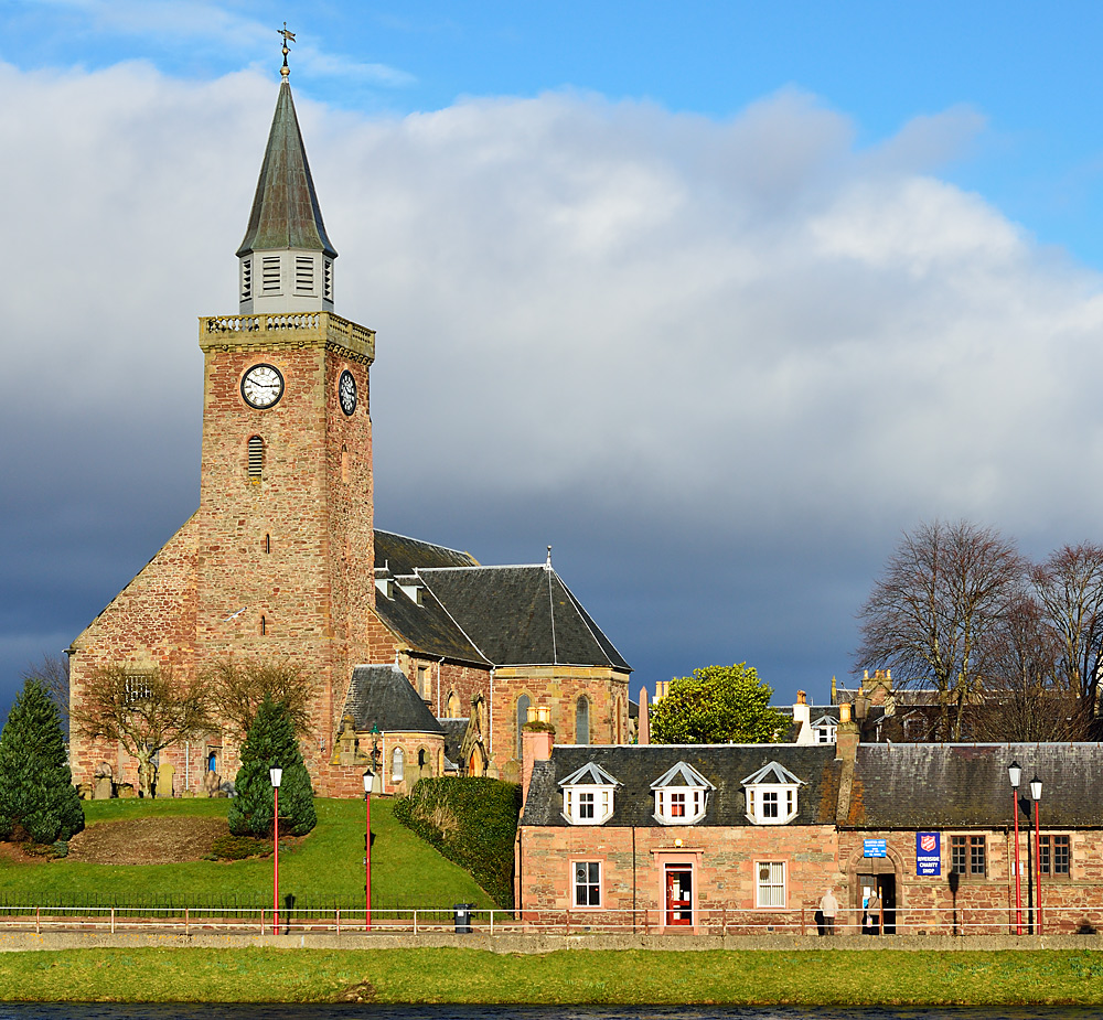 Old high church, Inverness