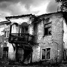 Old house in village Kamenica