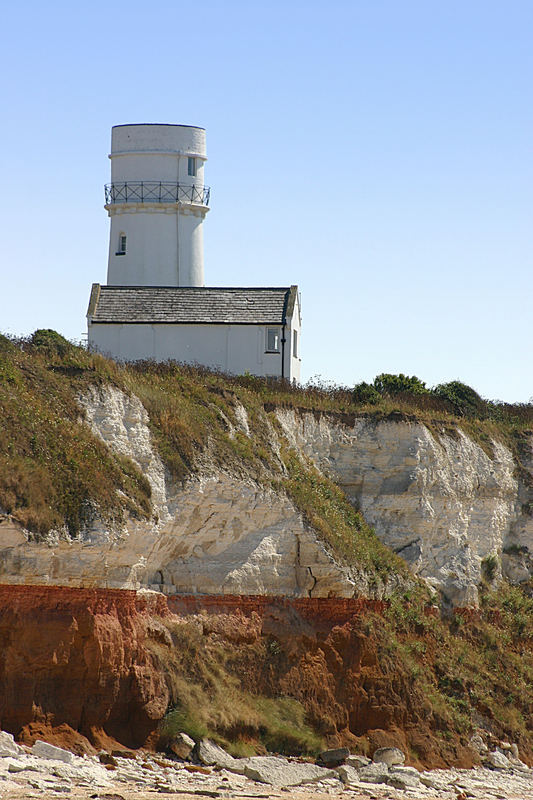 Old Hunstatnton Lighthouse