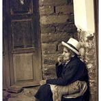 Old Indian Woman (Peru)
