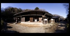 Old Japanes house