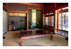 Old Japanese House-3