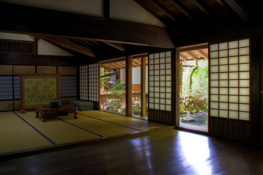 Old Japanese house 3