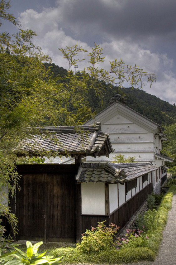 Old Japanese house 4