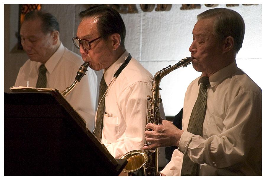 Old Jazz Band ...