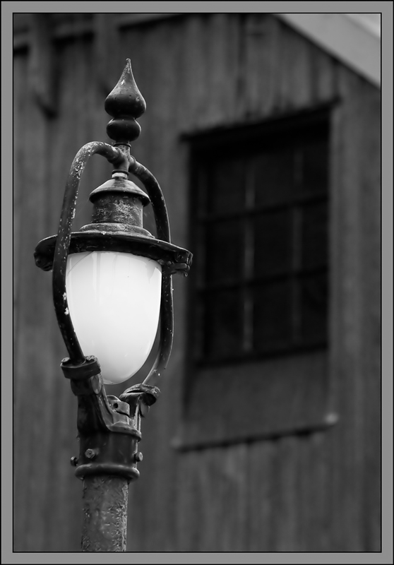 Old lamp