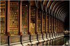Old Library im Trinity College von Dublin