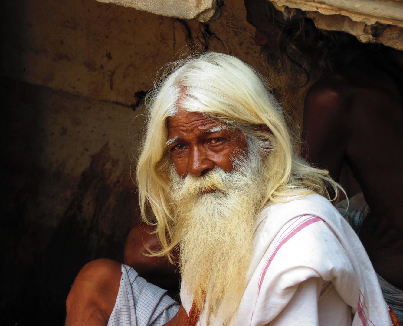 Old Man India