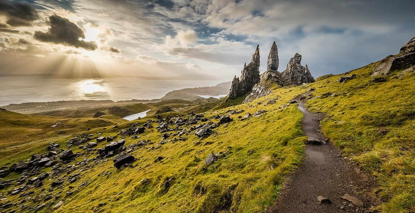 Old Man of Storr, Isle of Skye (Scotland)