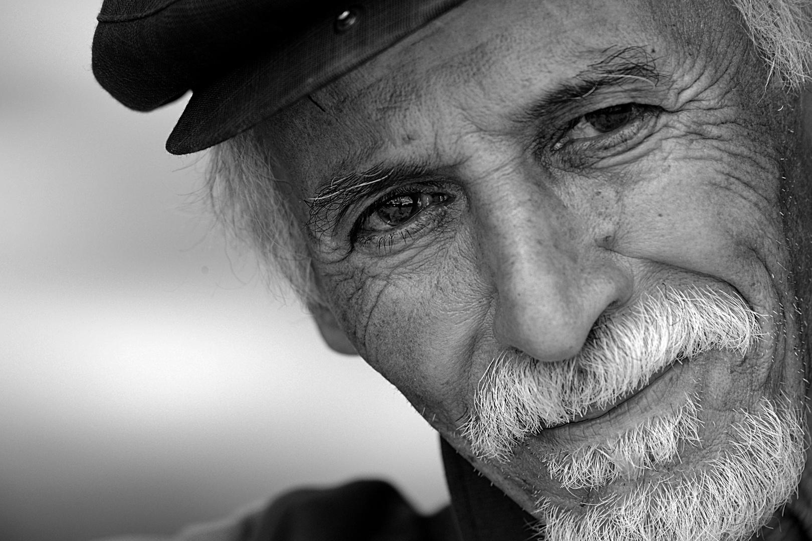 old man Paris