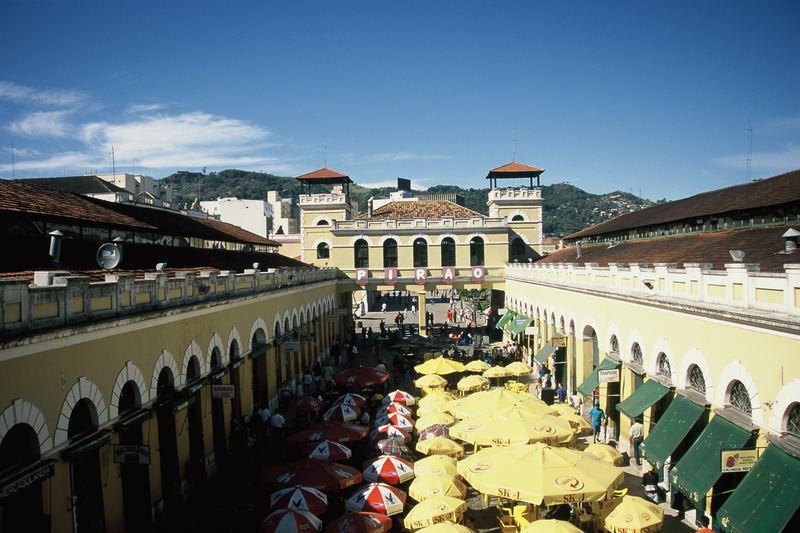 Old Market, Florianopolis