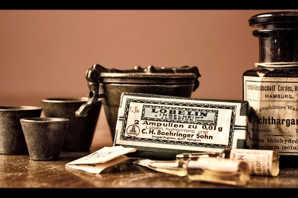 Old Medicine !