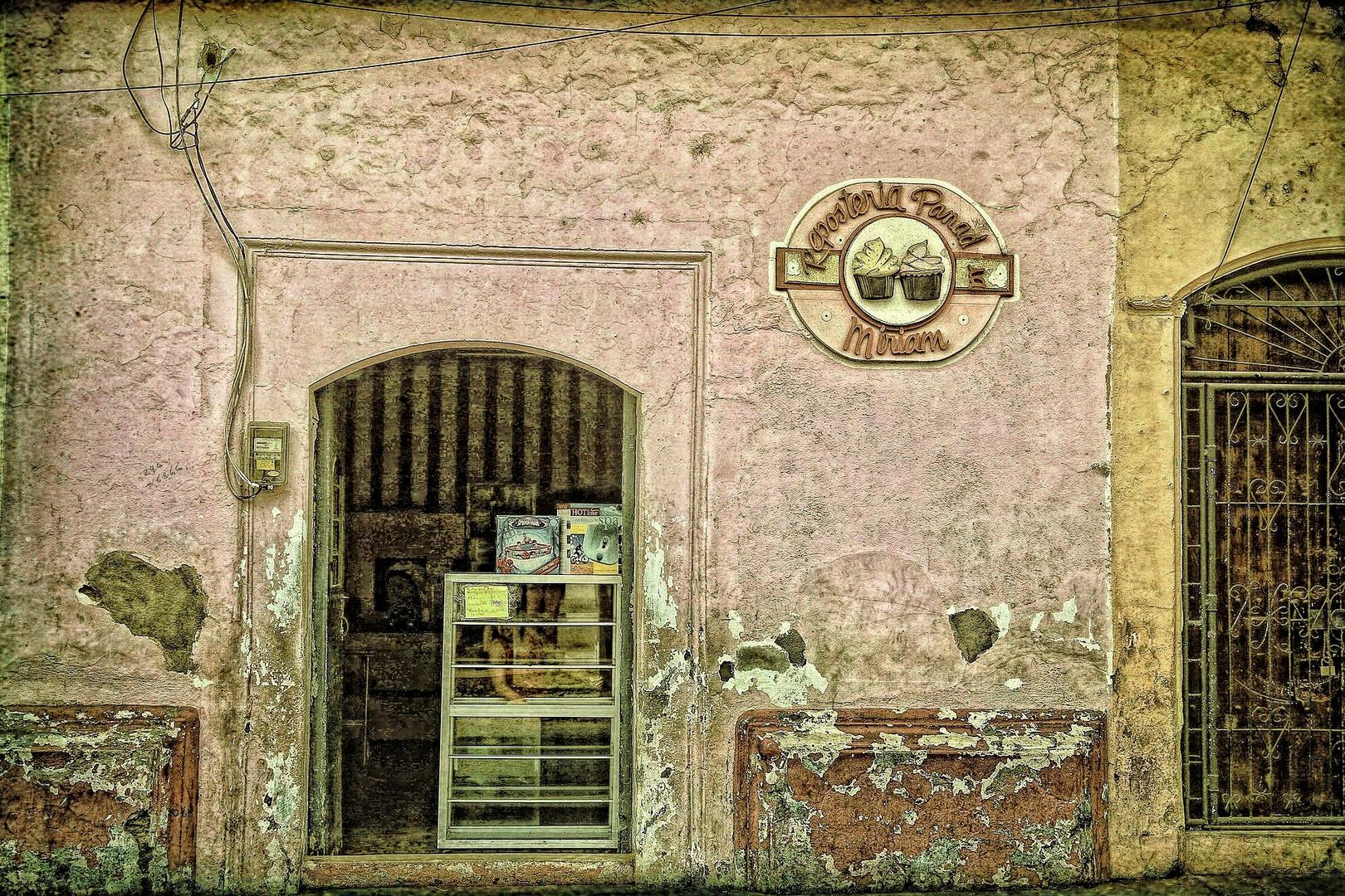old Nicaragua