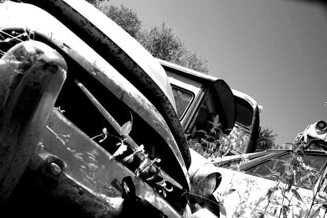OLD OLD CAR