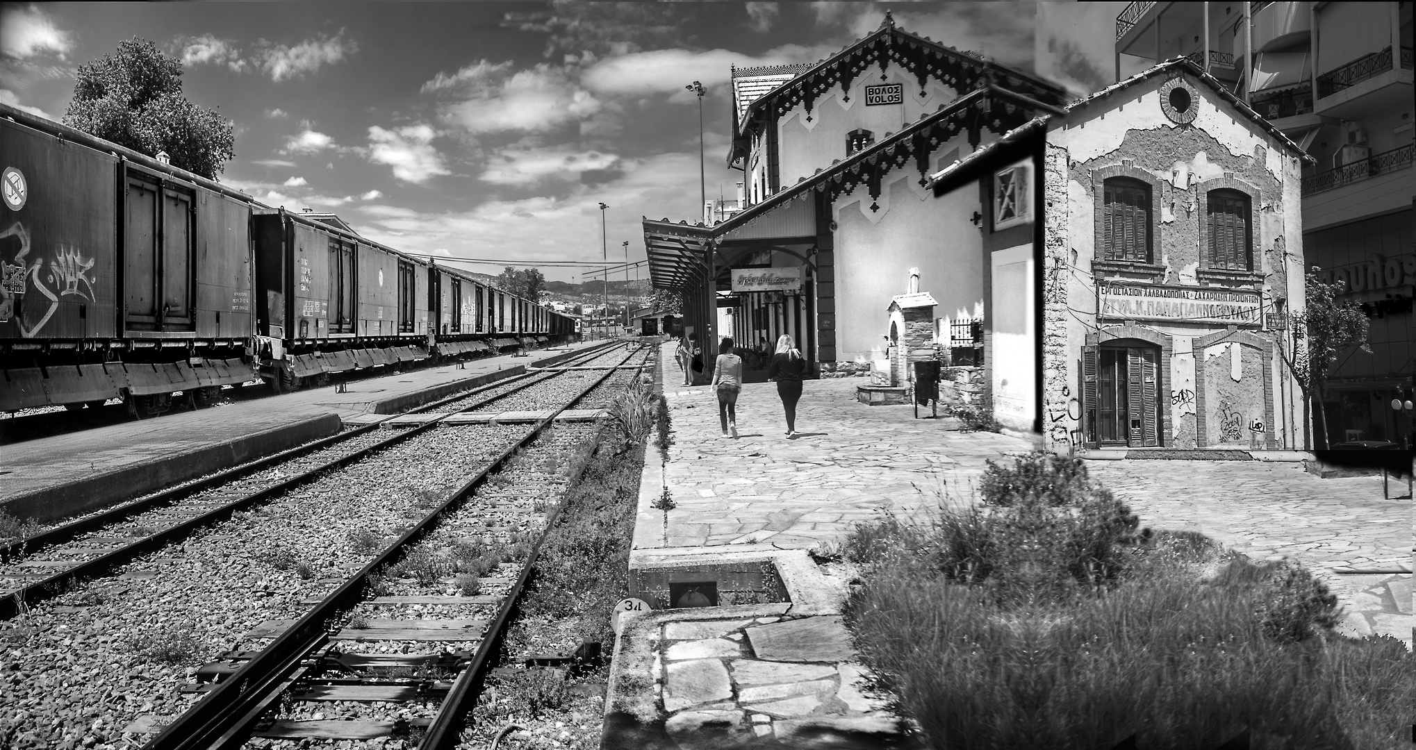 Old Railway Stations