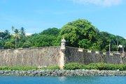 Old San Juan desde el Mar.