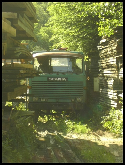 Old Scania