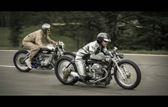 old school drag race