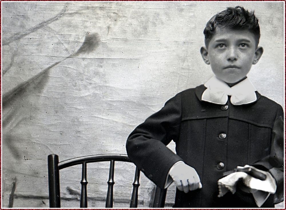old scool  5 remake from glass negative  1905