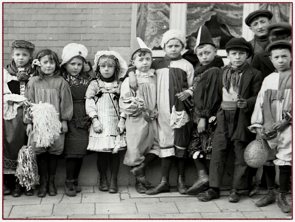 old scool THE KIDS FROM 1905