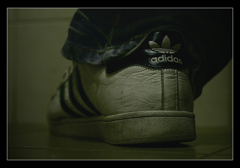 Old shoes...