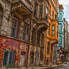 old street-istanbul