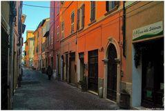 Old street Pesaro