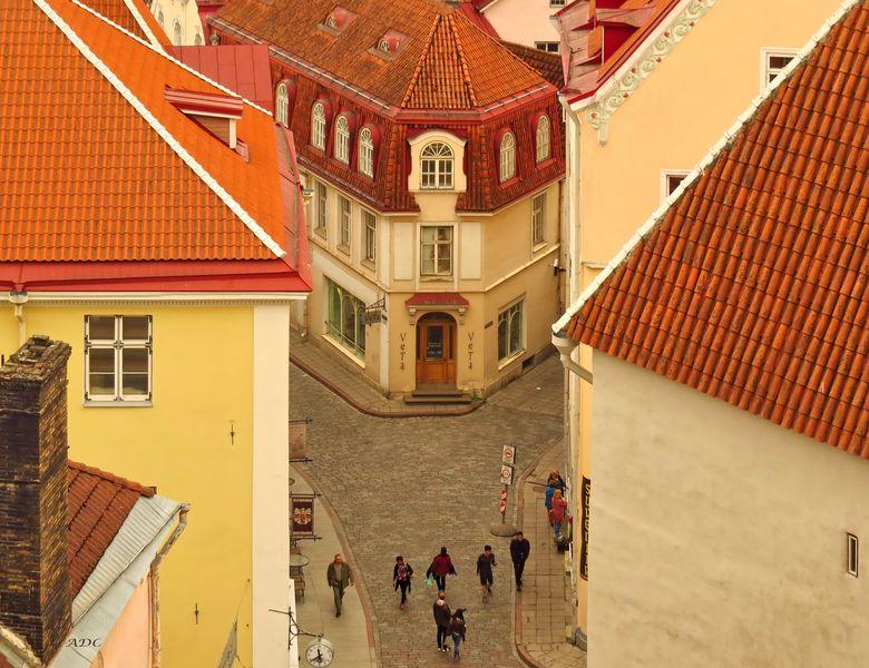 Old Tallinn  (3)