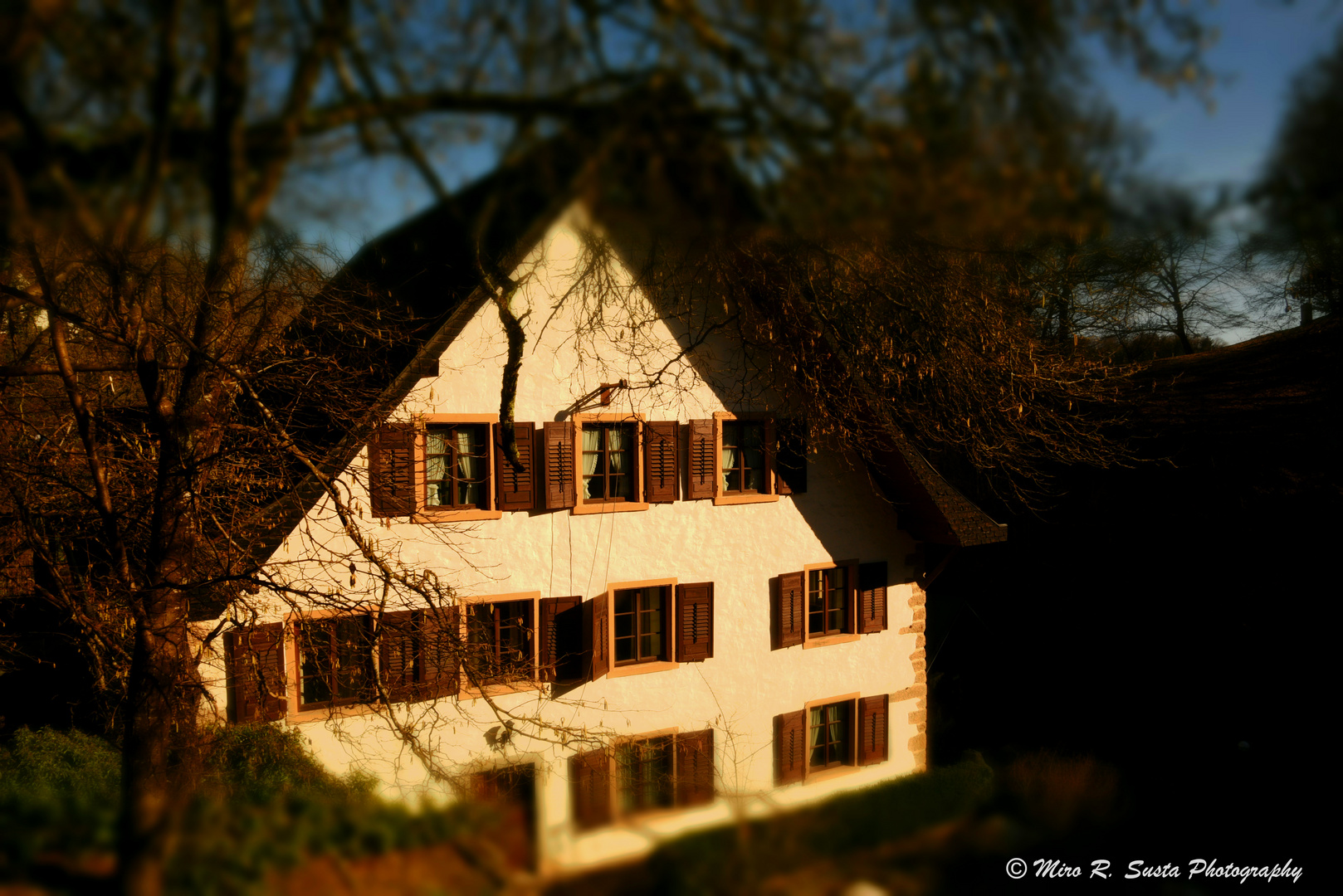 Old Watermill House