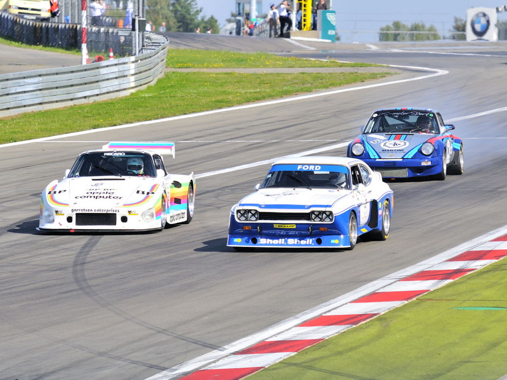Oldi Race am Ring