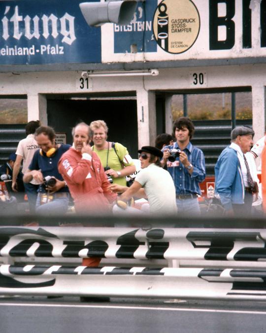 Oldiekiste /Nürburgring F.1