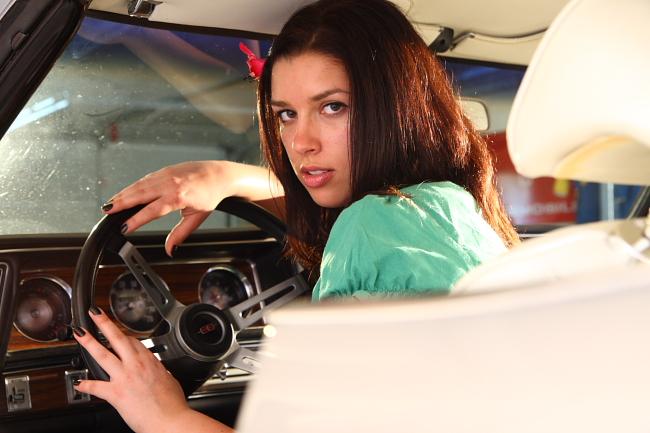 Oldsmobil-Girly