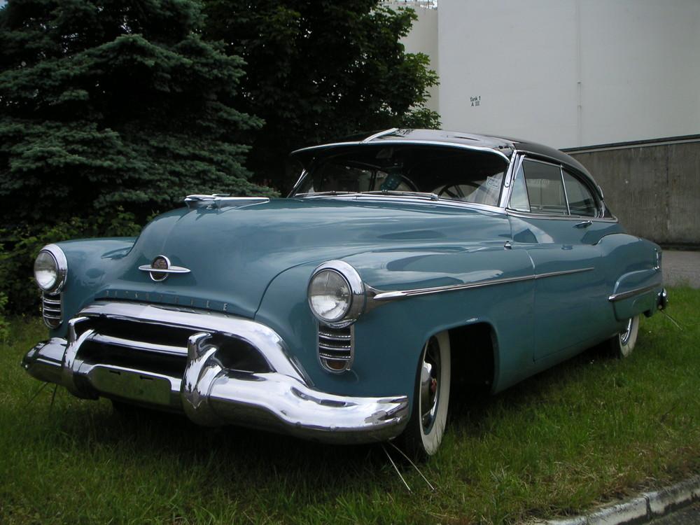 Oldsmobile 1950....