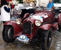 Oldtimer Alfa Romeo