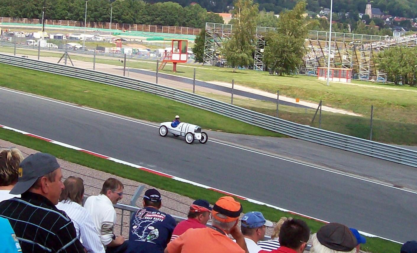 Oldtimer am Sachsenring IV