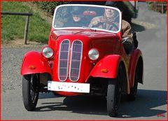 Oldtimer BMW 3/15 DA 2