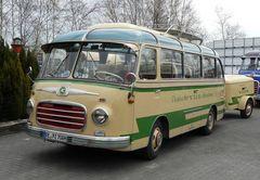 Oldtimer Bus ( 4 )
