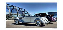 - Oldtimer Cabrios von Mercedes -