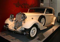 Oldtimer im Verkehrsmuseum Dresden
