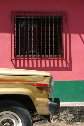 Oldtimer in frischer Farbe